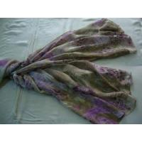 Quality Printed Wool Scarf (LC-C208) for sale