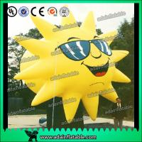 Quality Giant Inflatable Sun For Sunglasses Advertising for sale