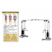 China Indoor Exercise Equipment/ Gym Fitness Product/ Cable Crossover Machine on sale