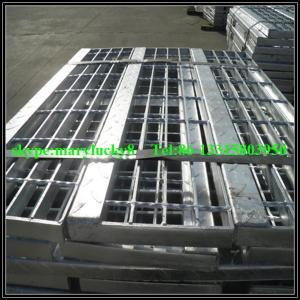 Quality standard galvanized steel bar grating  /Welded Bar Grating for sale