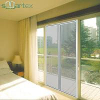 Quality European Style Roll Up Fly Screen Door Easy Installations With Long Life for sale