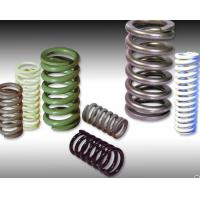 Quality High Precision Stainless Steel Car Suspension Springs With Oxide Black for sale