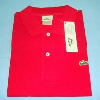 China Breathable and durable 100%cotton polo shirt on sale