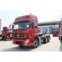 Quality Dongfeng Semi Trailer Tractor Head Truck 10 Wheel 6X4 Tractor Head Trailer for sale