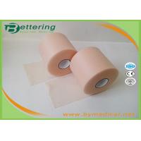 Quality Medical Supplies Bandages Roll / Underwrap Foam Bandage For Muscle Strain Injury 7cmX27m for sale