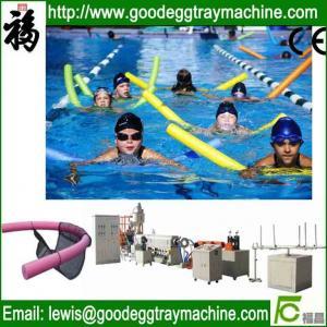 China EPE Swim noodles Making Machinery on sale