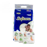 China High Quality Softcare Baby Diaper Nappy, Baby Napkin ,Ghana ,kenya market on sale