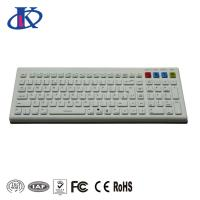Buy cheap Waterproof 2.4GHz Wireless or Bluetooth Silicone Keyboard with Optional Colors from wholesalers