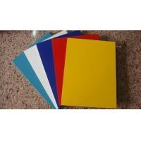 Quality PE 2mm 3mm 4mm 5mm Anti-Static Aluminum Composite Panel for sale