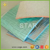 Buy cheap High Reflectivity Bubble Thermal  Aluminum Foil Fireproof and waterproof Heat Insulation Material product