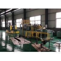 Quality Transformer Radiator Fin Forming Machine , Corrugated Sheet Roll Forming Machine for sale