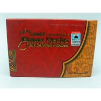 China Bama Herbs Slimming Foot And Body Pain Foot Bath Powder for foot Odor  Foot peeling  Athlete's foot on sale
