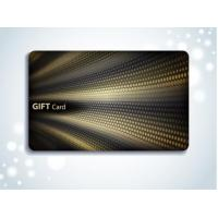 Buy cheap Hitag 1/2/s 1425HZ Contactless RFID Card Plastic Gift Card for Printing / Barcode product