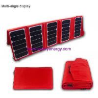 Quality high-performance 65W solar charger for All kinds digital devices for sale