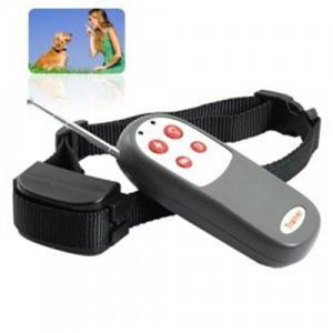 Quality Smart dog Remote Dog Sound & Shock Training collar for sale
