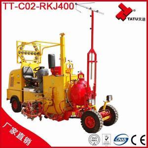 Buy cheap Driving Thermo Plastic Traffic Line Marking Machine - TATU traffic group product