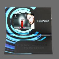 Buy cheap Custom And Bespoke 5 Inch Digital Video Brochure / Video Production Brochure product