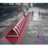 Quality Traffic Remote Control Security Hydraulic Road Blocker A3 Steel With Rust Proof Lacquer for sale
