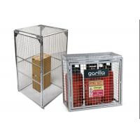 Buy Outdoor Gas Cylinder Cages Safety Cages For Gas Bottles OEM / ODM Welcome at wholesale prices