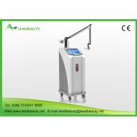 Quality Professional CO2 Fractional Laser Machine , Scar Removal Machine For Face for sale