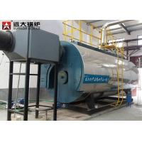 Quality 10 Ton Fire Tube Steam Boiler Wns10 1.25 Low Pressure Diesel Boiler for sale
