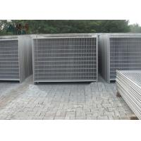 Buy cheap Outdoor Steel Temporary Fencing / Site Fence Panels For Sporting Safety Events from wholesalers