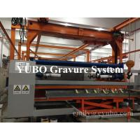 China Fully Automatic electroplating line for roto gravure cylinder making pre-printing electro-mechanical machine on sale