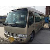 Quality 29 seats japan toyota coaster buses 2011 2010 2012 diesel  toyota  bus left hand drive for sale
