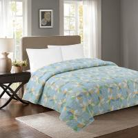 Buy American style Quilt air conditioner quilt Cotton Quilted Bedspread Blanket Bed at wholesale prices