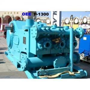 Quality Emsco F -1300/1600 Triplex Mud Pump for sale