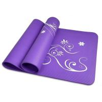 Quality 3mm Patterned Thick ECO Yoga Mat Rubber Non Slip Yoga Mat for Kids for sale