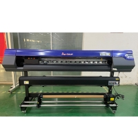 China Two Heads Fabric Textile Digital Printing Plotter on sale