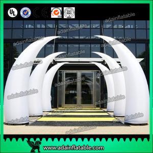 Quality Giant Event Entrance Decoration Festival Gate Decoration Inflatable Tusks for sale