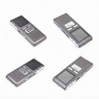 Quality 1.44-inch LCD Screen Pen Drive Voice Recorders, Metal Cover, Taking Video Function for sale