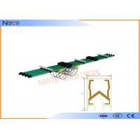 Quality Monorail Systems Conductor Rail System Electrical Power Bar ISO9001 for sale