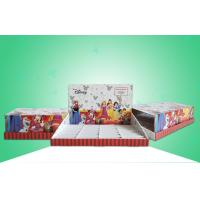 Buy cheap Disney Nightlight Cardboard Countertop Displays / Corrugated Paper Table Counter from wholesalers