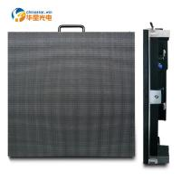 Buy cheap SMD Stage Background Screen Indoor P3.91 500x500mm Rental Panel Die Casting from wholesalers