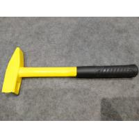 Quality Drop Forged carbon steel Machinist Hammer with steel handle in hand tools, tools XL00107-1 for sale