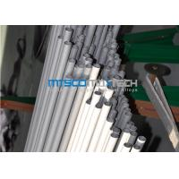 Quality ASTM A269 / ASTM A213 SS Straight Heat Exchanger Tube For Fuild And Gas for sale