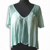 Quality Women's Blouse, Made of Silk for sale