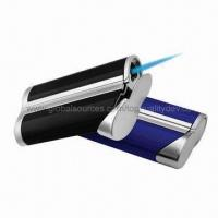 Buy Jet Flame Metal Refillable Lighter at wholesale prices