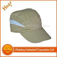 Quality 100% cotton embroidered baseball cap for man for sale