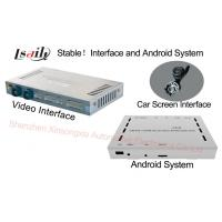 Quality Android 4.4 Mercedes Benz Navigation System For NTG4.5 / Google Map / Google Play for sale