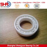 Quality 6002CE ceramic ball bearings made with zro2 for sale