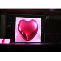 Quality High Definition Full Color SMD P4 Led Screen Rental , Indoor Led Sign for sale
