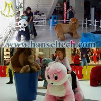 Buy Hansel walking animal electric ride on animal toy animal rides for sale at wholesale prices