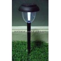 Quality Solar Lawn Light St Insert Type for sale