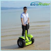 Quality Apple Green Lithium Battery Electric Scooter 2 Wheel / Standing Up Electric Scooter for sale
