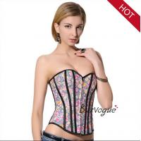 Quality Fashion corset hot sale bustier corset top sexy lumbar corset for sale