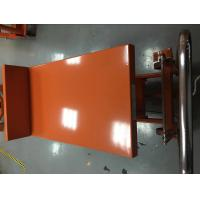 Quality Hydraulic Lift Tilt Table For Granite Slabs , Hi - Low Mobile Hydraulic Lift Cart for sale